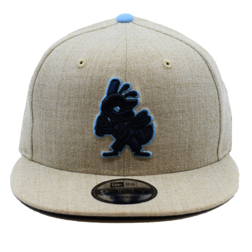 Face The Truth 9fifty Hat - HeadwearAdjustableSnapback - Salt Lake Bees -  - Primary - Ivory - New Era