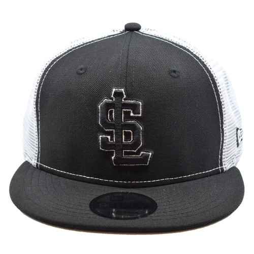 I'm Just A Poor Boy 9fifty Hat - HeadwearAdjustableSnapback - Salt Lake Bees -  - Primary - Black - New Era