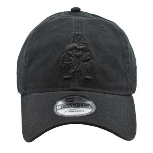 Black on Black Partial 1 Core 9twenty Hat -  - Black - Primary - New Era