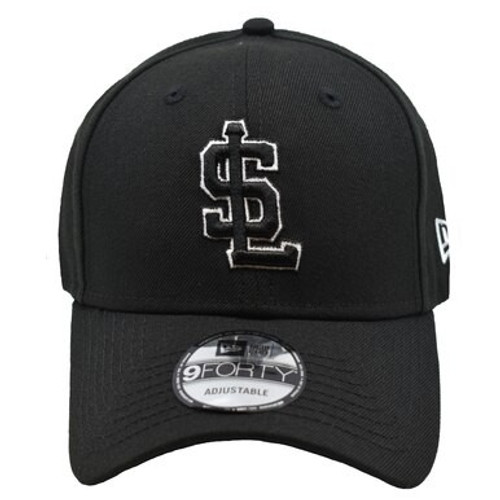 White On Black Secondary Core 9forty Hat -  - Black - Primary - New Era