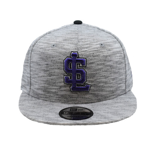 Is This Just Fantasy 9fifty Hat - HeadwearAdjustableSnapback - Salt Lake Bees -  - Primary - Gray - New Era