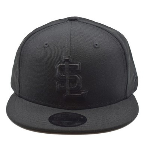 Black on Black Secondary Core 9fifty Hat -  - Black - Primary - New Era
