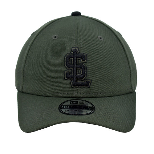 It's Gonna Take A Lot 39thirty Hat - HeadwearStretchMens - Salt Lake Bees -  - Primary - Green - New Era
