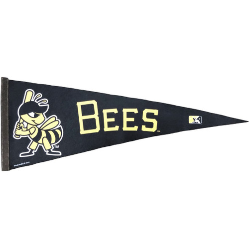 Team Wall Pennant - NoveltyHome&OfficeDécor - Salt Lake Bees -  - Primary -  - Wincraft