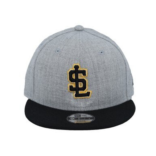 Yth Core Heather Gray 9fifty Hat -  - Gray - Primary - New Era