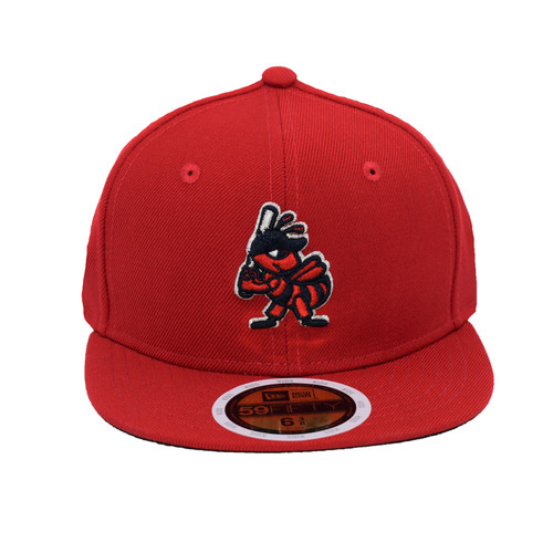 Yth Affiliation Color Swap 595fity - HeadwearFittedYouth - Salt Lake Bees -  - Primary - Red - New Era