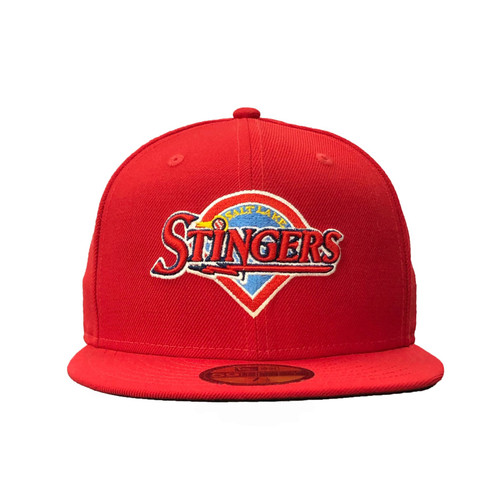 On Field 59fifty Hat - HeadwearFitted - Salt Lake Stingers -  - Primary - Red - New Era