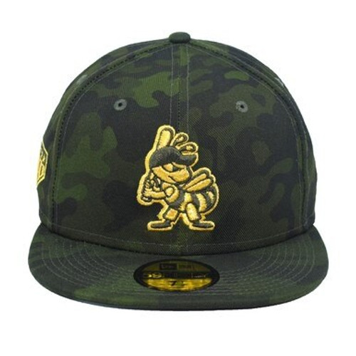 19 Military Appreciation 59fifty Hat -  - Green - Event - New Era