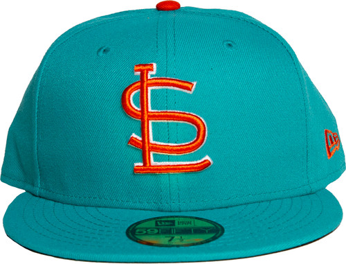 Primary Teal 70311421 59fifty Hat - HeadwearFitted - Salt Lake Gulls -  - Primary - Teal - New Era