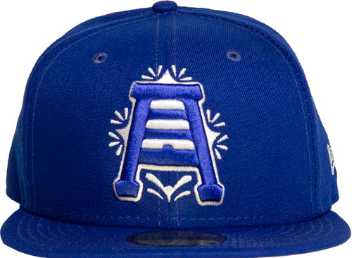 Primary Royal 70571496 59fifty Hat - HeadwearFitted - Abejas De Salt Lake -  - Primary - Royal - New Era