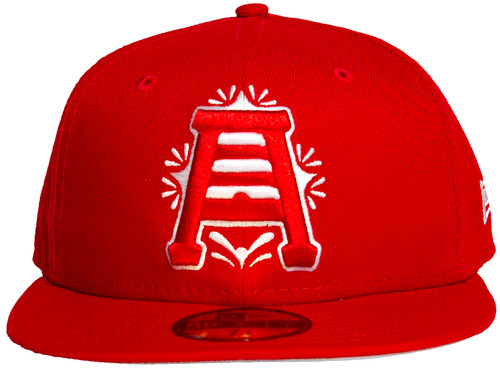 Primary Red 70571497 59fifty Hat - HeadwearFitted - Abejas De Salt Lake -  - Primary - Red - New Era