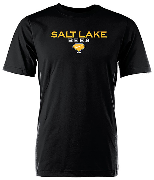 Stack Plate Tee -  - Black - Primary - BSN Sports
