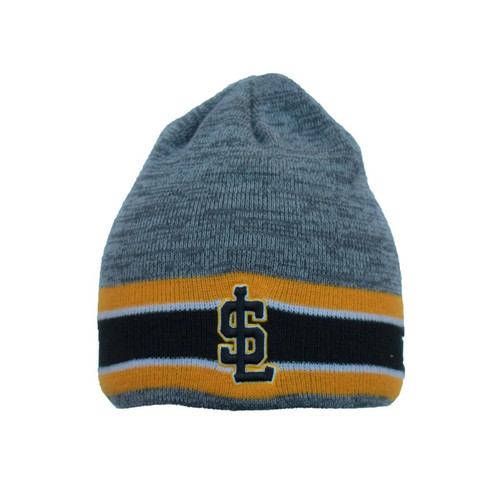 2016 Container Knit  - HeadwearKnit - Salt Lake Bees -  - Primary - Gray - New Era