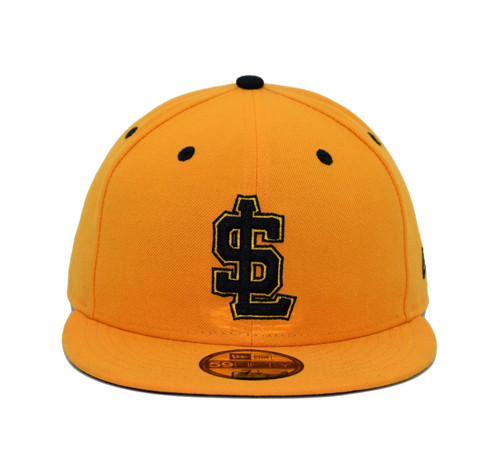 Alt Color 59fifty  - HeadwearFittedMens - Salt Lake Bees -  - Primary - Yellow - New Era