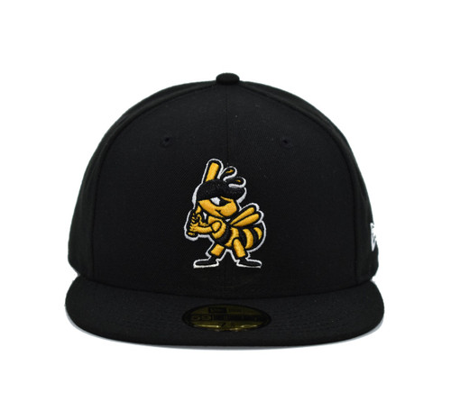 AC Home 59fifty Hat - HeadwearFitted - Salt Lake Bees -  - Primary - Black - New Era