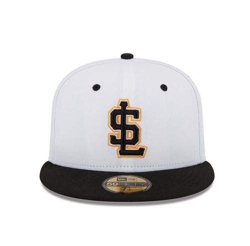 AC Alternate 1 59fifty  - HeadwearFitted - Salt Lake Bees -  - Primary - White - New Era