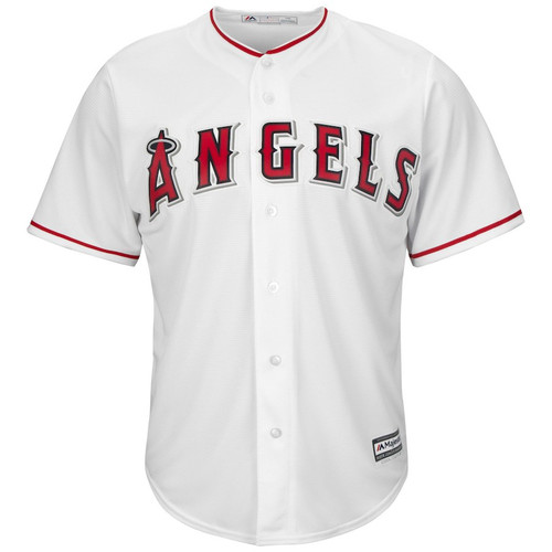 super popular 8dba9 3f1a7 Home Coolbase Replica Jersey - MensApparelJerseys - Los Angeles Angels -  Ohtani Shohei - Primary - White - Majestic