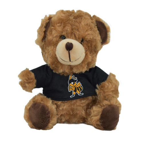 Fluffy Bear - NoveltyToysPlush - Salt Lake Bees -  - Primary -  - Forever Collectibles