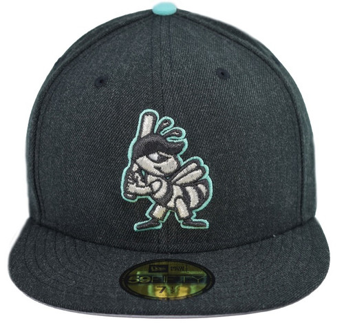 Alex Cavaness 5950 - HeadwearFittedMens - Salt Lake Bees -  - Black - Vendor Name