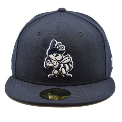 New York New York Partial 59fifty Hat -  - Navy - Primary - New Era