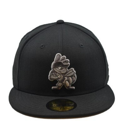 Make A Change 59fifty Hat -  - Salt Lake Bees -  - Primary - Black - New Era