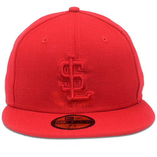 Tonal Collection 59fifty Hat -  - Red - Primary - New Era
