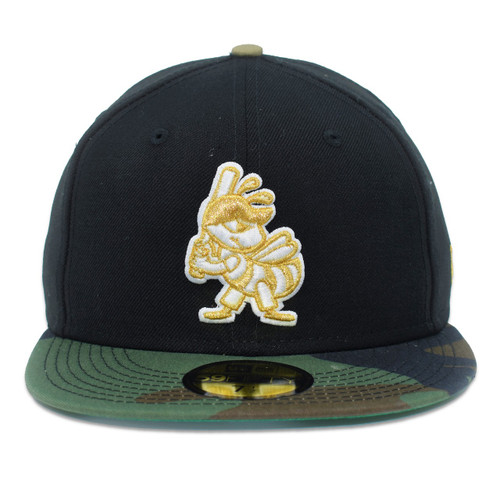 Gloom on the Gray 59fifty Hat -  - Black - Primary - New Era