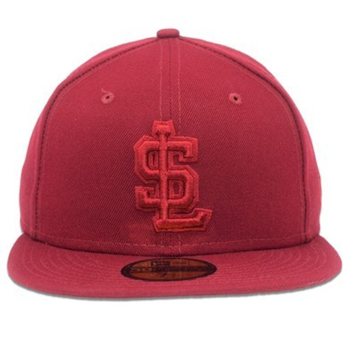 Tonal Collection 59fifty Hat -  - Maroon - Primary - New Era