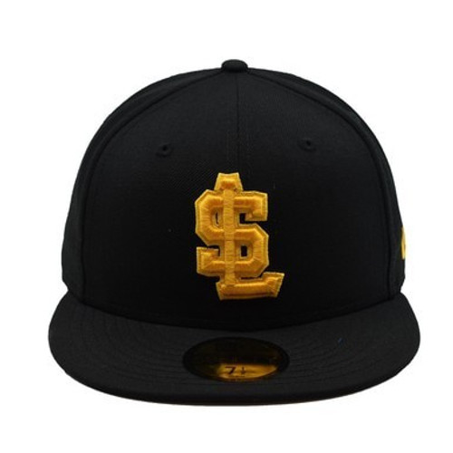 Pop Off Partial 59fifty Hat -  - Black - Primary - New Era