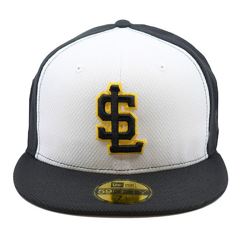 I'm Ready To Play 59fifty Hat - HeadwearFitted - Salt Lake Bees -  - Primary - White - New Era