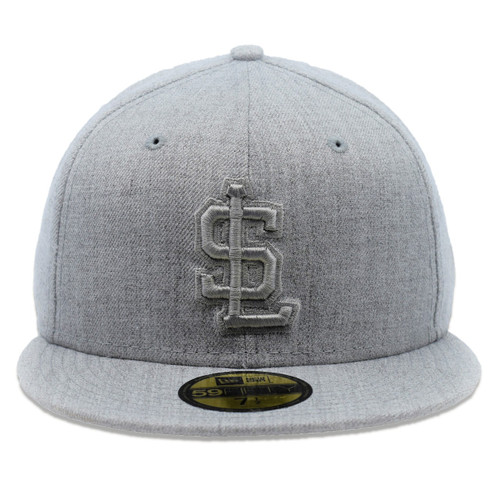 Tonal Collection 59fifty Hat - HeadwearFitted - Salt Lake Bees -  - Primary - Gray - New Era