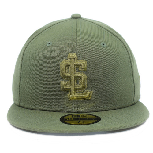 Tonal Collection 59fifty Hat -  - Green - Primary - New Era