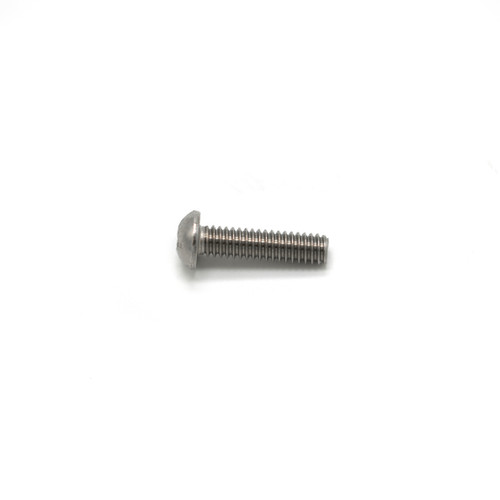 PHILLIPS HEAD MACHINE SCREW 1/4-20 STAINLESS STEEL