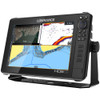 Lowrance HDS-12 LIVE w\/Active Imaging 3-in-1 Transom Mount  C-MAP Pro Chart [000-14428-001]
