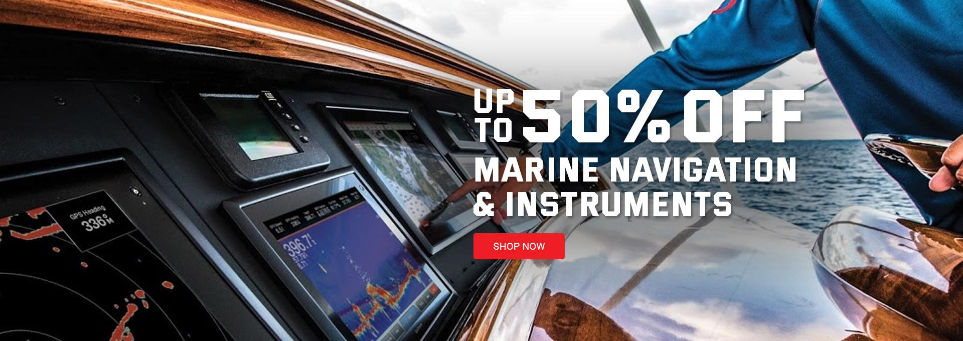 marine navigation gps