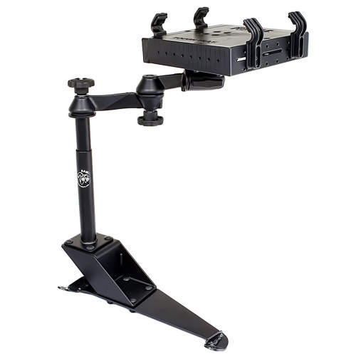 RAM-VB-186ST1-SW1 RAM No-Drill Laptop Mount for 2019 RAM 1500-5000