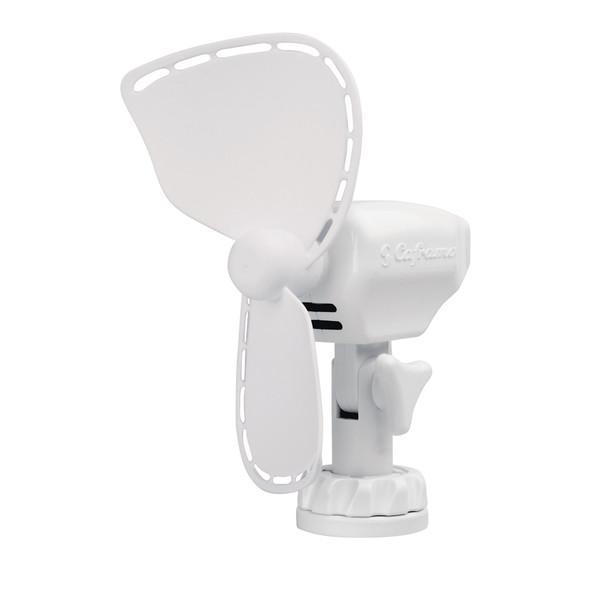 "Caframo Ultimate 747 24V 2-Speed 7"" Fan w/Lighter Plug - White [747CA24WCS]"