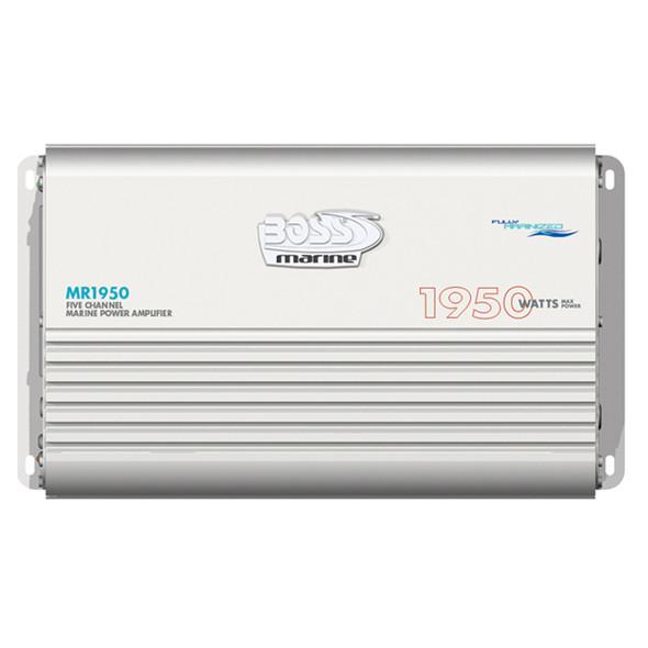 Boss Audio MR1950 Marine 5 Channel Full Range Class A\/B Power Amplifier - 1950W [MR1950]
