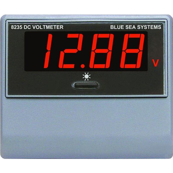 Blue Sea 8235 DC Digital Voltmeter [8235]