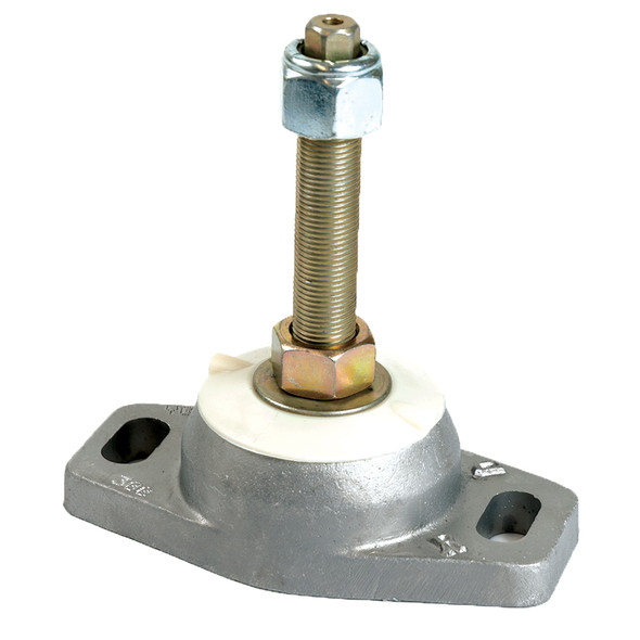 "R & D Engine Mount w/4"" Footprint - 5/8"" Stud - 300lbs Capacity Per Mount [800-036]"