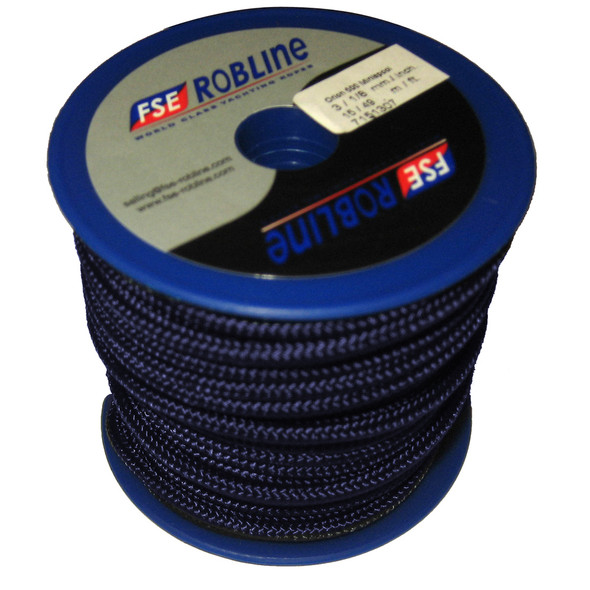 FSE Robline Mini Reel Orion 500 - Blue - 3mm x 15M [MR-3BLU]