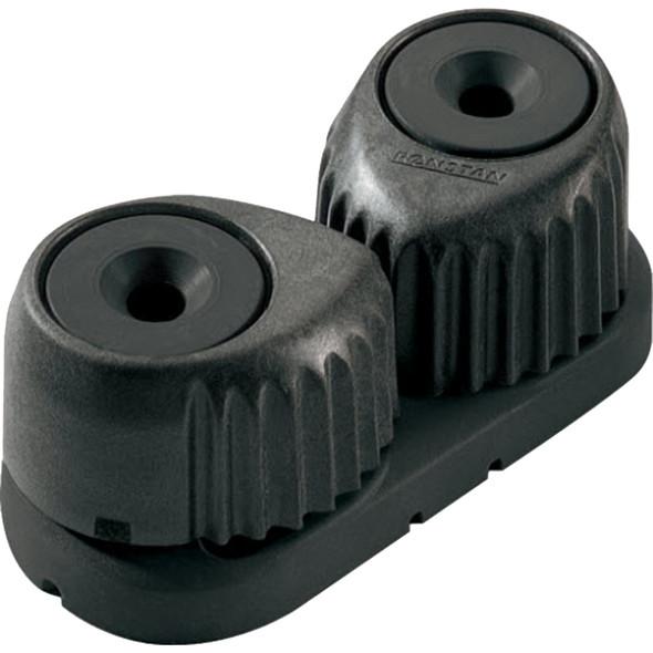 Ronstan C-Cleat Cam Cleat - Medium - Black w/Black Base [RF5410]