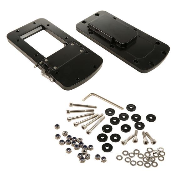 Motorguide Quick Release Bracket - Aluminum Black [8M0092064]