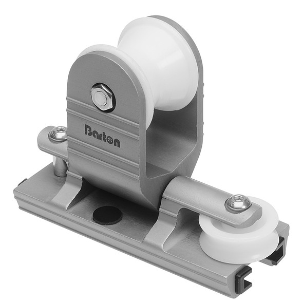 "Barton Marine Towable Genoa Car - Fits 25mm(1"") T-Track [25 220]"