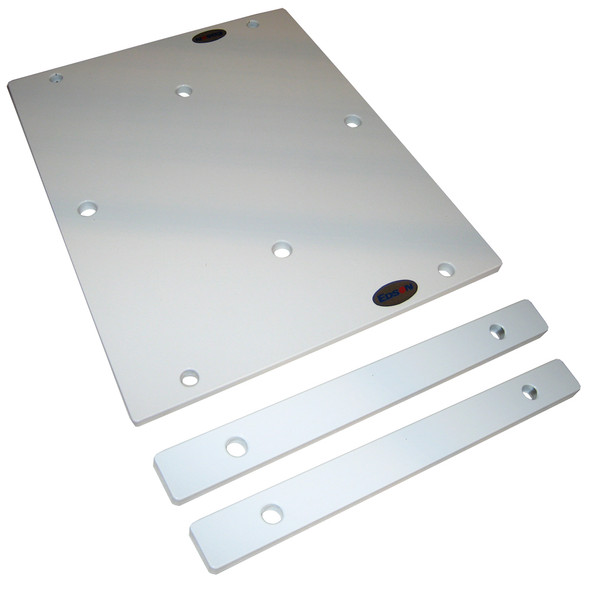 Edson Vision Series Mounting Plate f/Simrad HALO Open Array - Hard Top Only [68950]