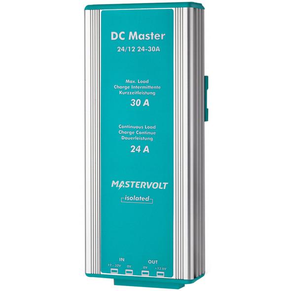 Mastervolt DC Master 24V to 12V Converter - 24A w/Isolator [81500350]