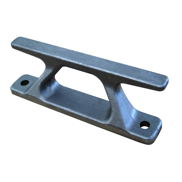 "Dock Edge Dock Builders Cleat - Angled Aluminum Rail Cleat - 10"" [2430-F]"