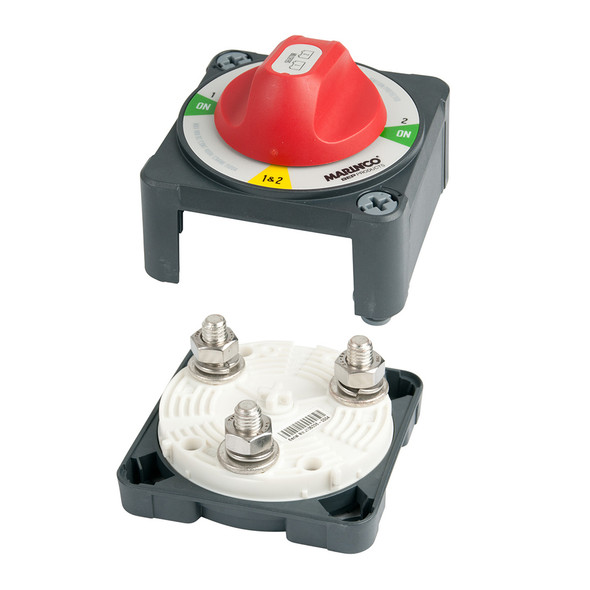 BEP Pro Installer 400A EZ-Mount Battery Selector Switch (1-2-Both-Off) [771-S-EZ]