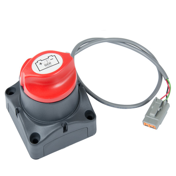 BEP Remote Operated Battery Switch - 275A Cont - Deutsch Plug [701-MD-D]