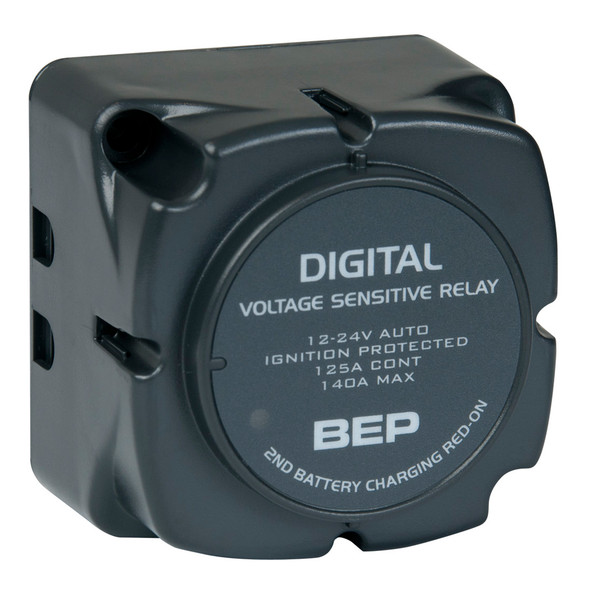 BEP Digital Voltage Sensing Relay DVSR - 12/24V [710-140A]